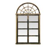 Espelho Decorativo Cauê - Dourado | WestwingNow