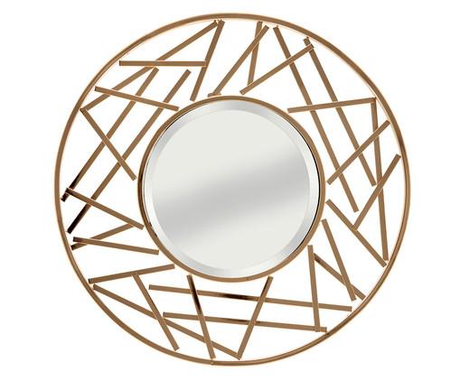 Espelho de Parede Yalova Ligia - Dourado, Dourado | WestwingNow