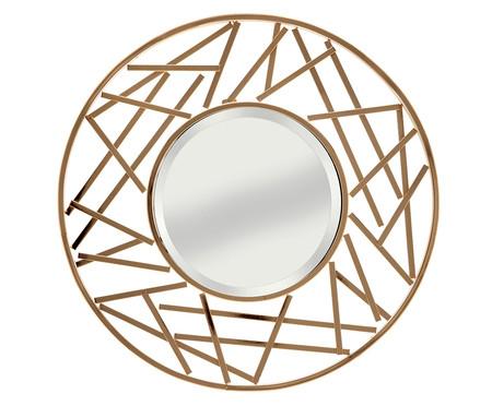 Espelho de Parede Yalova Ligia - Dourado | WestwingNow