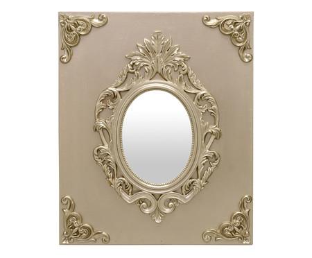 Espelho de Parede Miss Round Eddy - Dourado | WestwingNow