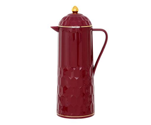 Garrafa Térmica Princess - Vinho, Vermelho | WestwingNow