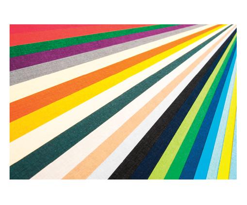Placa de Madeira Estampada Valarie, Colorido | WestwingNow