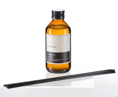 Difusor de Perfume Bamboo Verde - 200ml | WestwingNow