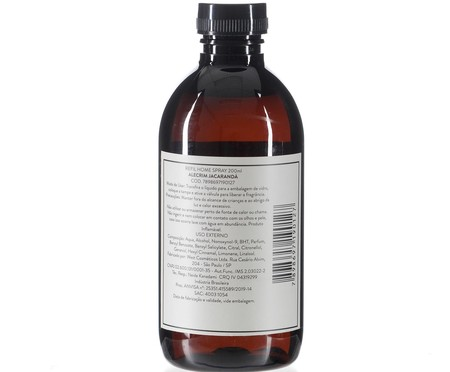 Refil Home Spray Alecrim Jacaranda - 200ml   WestwingNow