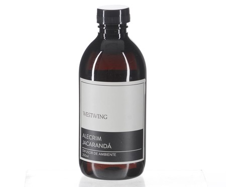 Refil Difusor de Perfume Alecrim Jacaranda - 200ml | WestwingNow