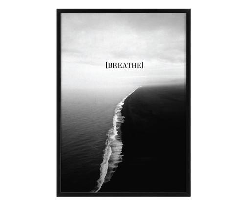 Quadro Breathe, Preto, Branco | WestwingNow