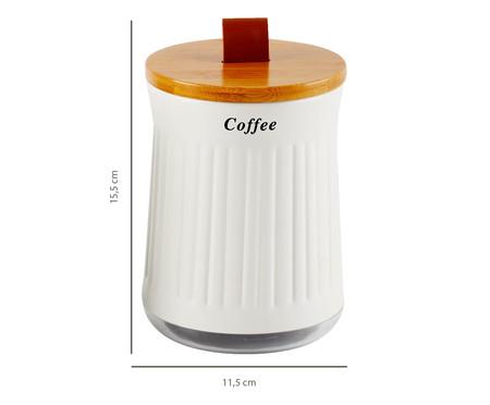 Porta Condimentos Cristal Coffee | WestwingNow