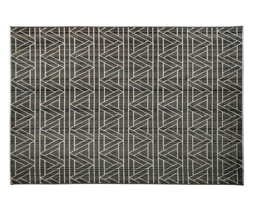 Tapete Geométrico Carter Noah - Cinza e Marfim, Cinza e Bege   WestwingNow