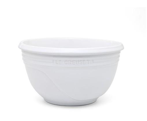 Bowl em Cerâmica Stoneware - Branco, Branco | WestwingNow