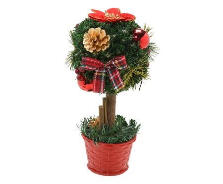 Mini Árvore de Natal - 15X30X15cm   WestwingNow