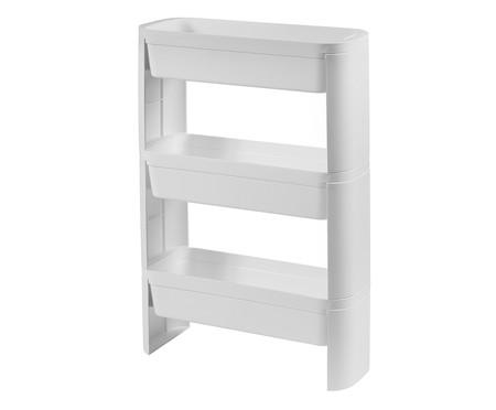 Organizador Nero Slim 3 Andares - Branco | WestwingNow