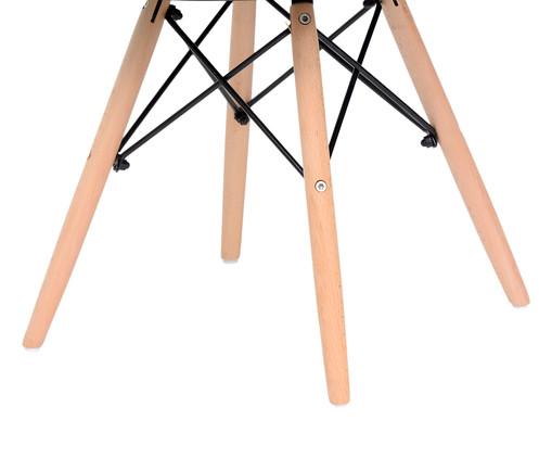 Pé para Cadeira Eames, marrom | WestwingNow