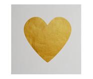 Placa de Madeira Estampada Heart | WestwingNow