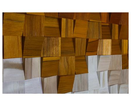Quadro de Madeira 3D - Zenith | WestwingNow