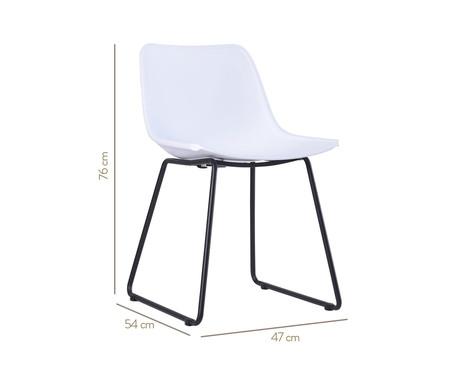 Cadeira Bolis - Branca | WestwingNow