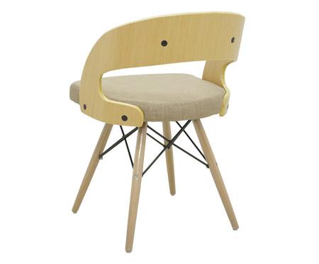 Cadeira Liam - Cáqui | WestwingNow