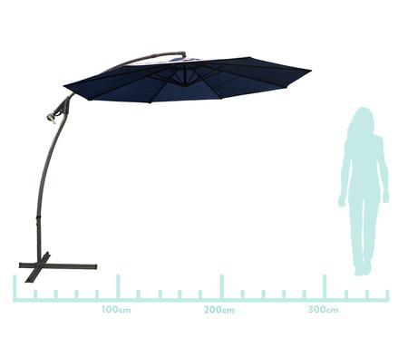 Ombrelone com Base Deco - Azul Marinho | WestwingNow