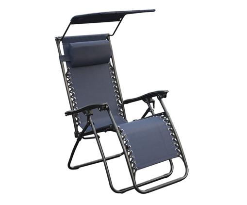 Cadeira Out Aslan Tapa Sol - Azul Marinho, azul | WestwingNow