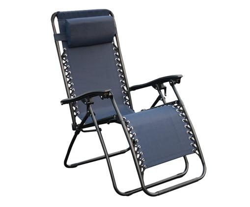 Cadeira Out Aslan - Azul Marinho, azul | WestwingNow