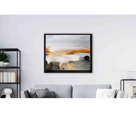 Quadro com Vidro Ashlee - 80x100 | WestwingNow