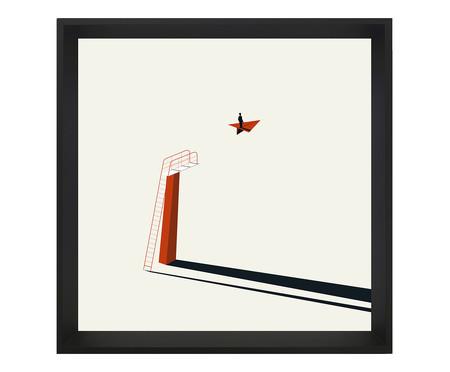 Quadro com Vidro Ginger - 70x70 | WestwingNow