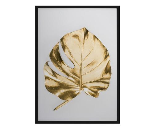 Quadro Mia, Dourado | WestwingNow