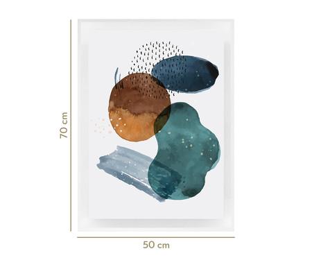 Quadro com Vidro Marci - 70x50 | WestwingNow