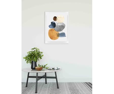 Quadro com Vidro Rita - 70x50cm | WestwingNow