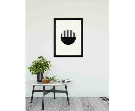 Quadro com Vidro Jeannie - 70x50cm | WestwingNow