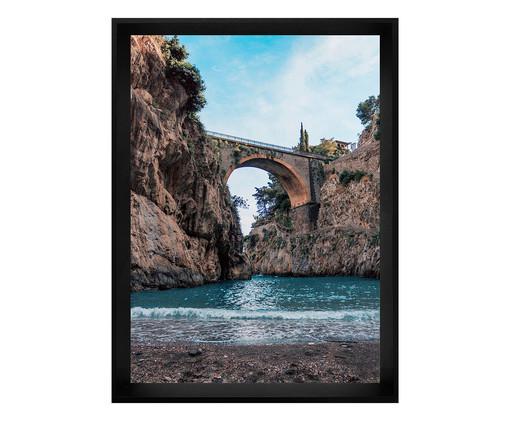 Quadro com Vidro Juliana - 70x50cm, colorido | WestwingNow