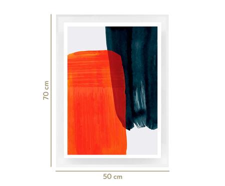 Quadro com Vidro Nellie - 70x50cm   WestwingNow