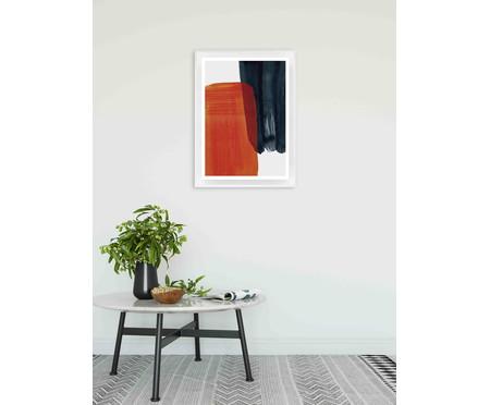 Quadro com Vidro Nellie - 70x50cm | WestwingNow