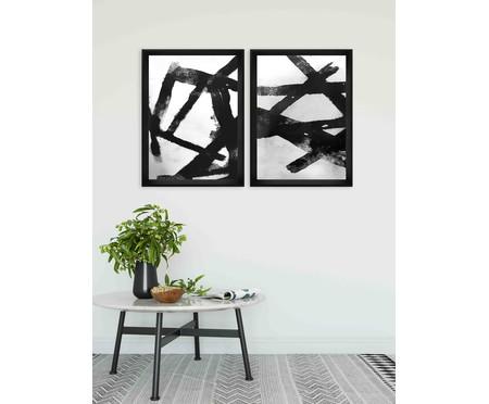 Quadro com Vidro Maria - 70x50cm | WestwingNow