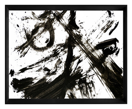 Quadro com Vidro Millicent - 90x70cm | WestwingNow
