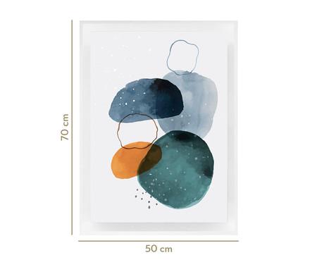 Quadro com Vidro Debra - 70x50   WestwingNow