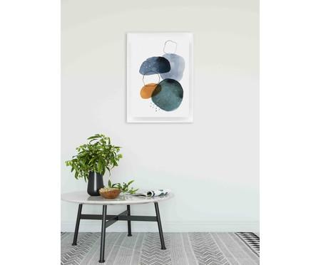 Quadro com Vidro Debra - 70x50 | WestwingNow