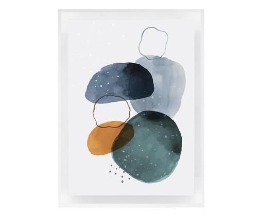 Quadro com Vidro Debra - 70x50, colorido | WestwingNow