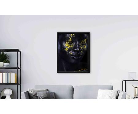 Quadro com Vidro Debbie - 100x80 | WestwingNow
