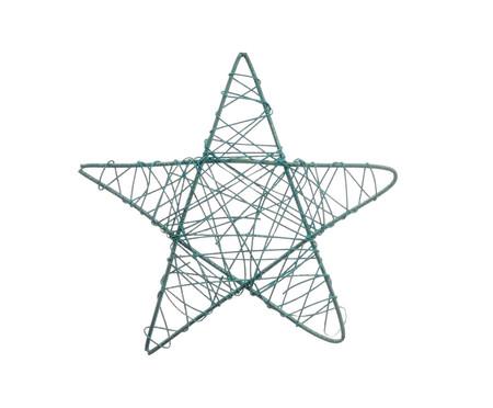 Ponteira para Árvore Estrela Sheena - 35x35cm   WestwingNow