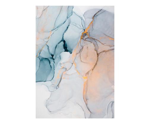 Placa de Madeira Estampada Mildred, Colorido | WestwingNow