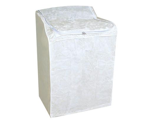Capa para Máquina de Lavar Levi, Branca | WestwingNow