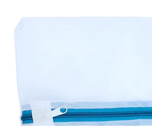 Saco Organizador para Lavar Roupas Midie, Transparente | WestwingNow