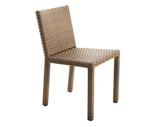 Cadeira Aruana - Marrom, Marrom | WestwingNow
