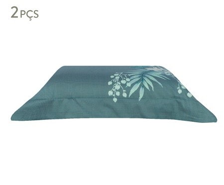 Jogo de Fronha para Travesseiro Kings Acetinado Fall - 300 Fios | WestwingNow