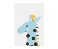 Placa de Madeira Estampada Girafa | WestwingNow