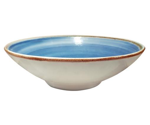 Tigela de Porcelana Artisan - Azul, Azul | WestwingNow
