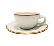 Xícara para Chá com Pires Chrisy - Blanc | WestwingNow