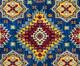 Tapete Clássico Turco Kasakh Naava - Azul, Azul   WestwingNow
