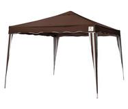Tenda Gazebo Hoof - Marrom | WestwingNow