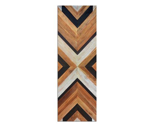 Placa de Madeira Estampada Terrie, Colorido | WestwingNow
